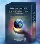 Zoller Martin, Martin Zoller - Lebensplan Kartenset mit 48 Karten und Begleitbuch