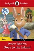 Ladybird, Beatrix Potter - Peter Rabbit Goes to the Island