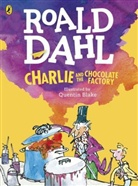 Quentin Blake, Roald Dahl, Quentin Blake - Charlie and the Chocolate Factory