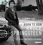 Bruce Springsteen, Thees Uhlmann - Born to Run, 3 Audio-CD, (Hörbuch)