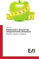 Giulia Bensi - Adolescenti e disturbi del comportamento alimentare