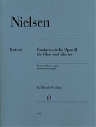 Carl Nielsen, Christin Heitmann - Fantasiestücke op. 2 für Oboe und Klavier