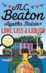 M C Beaton, M. C. Beaton, M.C. Beaton - Love, Lies and Liquor