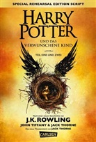 J. K. Rowling, Jack Thorne, Joh Tiffany, John Tiffany - Harry Potter und das verwunschene Kind. Tl.1 u. 2