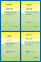 Wolfgang Kubin - Das frühe Werk in vier Bänden
