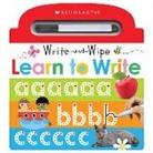 cholastic Inc. (COR), Scholastic, Inc. Scholastic, Scholastic Early Learners, Scholastic Inc. (COR) - Learn to Write