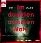 Ruth Ware, Julia Nachtmann - Im dunklen, dunklen Wald, 1 Audio-CD, MP3 (Hörbuch)