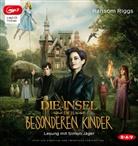 Ransom Riggs, Simon Jäger - Die Insel der besonderen Kinder, 1 MP3-CD (Hörbuch)