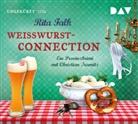 Rita Falk, Christian Tramitz - Weißwurstconnection, 7 Audio-CDs (Hörbuch)