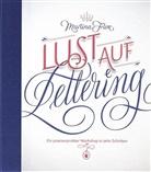 Martina Flor - Lust auf Lettering