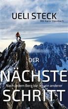 Ueli Steck, Karin Steinbach - Der nächste Schritt