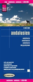 CARTE, Collectif, XXX, Reise Know-How Verlag - ANDALUSIEN - 1/350.000