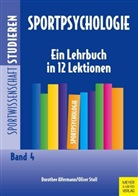 Dorothe Alfermann, Dorothee Alfermann, Oliver Stoll - Sportpsychologie
