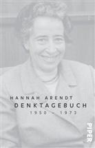 Hannah Arendt, Ursula Ludz, Nordmann, Ingeborg Nordmann - Denktagebuch