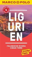 Bettina Dürr - MARCO POLO Reiseführer Ligurien, Italienische Riviera, Cinque Terre