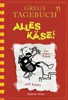 Jeff Kinney, Jeff Kinney - Gregs Tagebuch - Alles Käse!