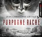 Jean-Christophe Grangé, Reiner Schöne - Purpurne Rache, 12 Audio-CD (Hörbuch)