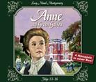 L. M. Montgomery, L.M. Montgomery, Lucy Maud Montgomery, Marie Bierstedt, Dagmar von Kurmin, Regina Lemnitz... - Anne auf Green Gables. Box.4, 4 Audio-CDs (Hörbuch)