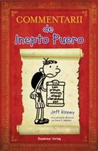 Jeff Kinney, Jeff Kinney - Commentarii de Inepto Puero