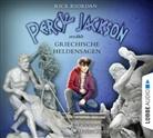 Rick Riordan, Marius Clarén - Percy Jackson erzählt: Griechische Heldensagen, 6 Audio-CDs (Hörbuch)