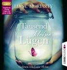 Liane Moriarty, Luise Helm - Tausend kleine Lügen, 2 MP3-CD (Hörbuch)