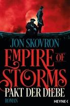 Jon Skovron - Empire of Storms - Pakt der Diebe