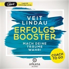 Veit Lindau - Coach to go Erfolgsbooster, 1 Audio, MP3 (Hörbuch)