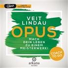 Veit Lindau - Coach to go OPUS, 1 Audio-CD, MP3 (Hörbuch)