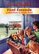 Enid Blyton, Silvia Christoph, Bernhard Förth - Fünf Freunde - 3 Abenteuer in einem Band