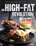 Sally-Ann Creed, Ti Noakes, Tim Noakes, Jonn Proudfoot, Jonno Proudfoot - Die High-Fat-Revolution