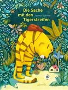 Jasmin Schäfer - Die Sache mit den Tigerstreifen