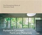 Martin Bruhin, Hermann Rosa, Marti Bruhin, Martin Bruhin - Purism in Concept, Form and Materials