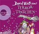 David Walliams, Mechthild Großmann, Tony Ross - Terror-Tantchen, 5 Audio-CDs (Hörbuch)
