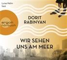 Dorit Rabinyan, Luise Helm - Wir sehen uns am Meer, 7 Audio-CDs (Hörbuch)