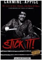 Carmine Appice, Ian Gittins - Carmine Appice: Stick It!