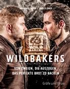 Johanne Hirth, Johannes Hirth, Jörg Schmid - Wildbakers
