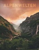 Stefa Hefele, Stefan Hefele, Eugen Hüsler, Eugen E Hüsler, Eugen E. Hüsler - Alpenwelten
