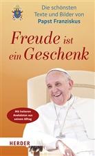 Jorge Mario Bergoglio, Franziskus, (I. Franziskus, Franziskus (Papst), Franziskus (Papst), Papst Franziskus I.... - Freude ist ein Geschenk