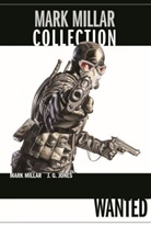 J G Jones, J. G. Jones, Mar Millar, Mark Millar - Mark Millar Collection, Wanted