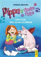 Thomas Brezina, Thomas C. Brezina, Petra Herberger - Pippa und die bunten Pfoten - Einstein, das Schulschwein