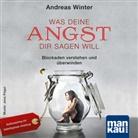 Andreas Winter - Was deine Angst dir sagen will, 1 Audio-CD (Hörbuch)