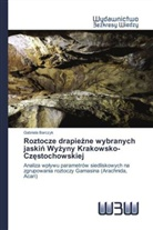 Gabriela Barczyk - Roztocze drapie_ne wybranych jaskin Wy_yny Krakowsko-Cz_stochowskiej