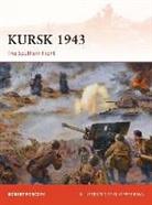 Robert Forczyk, Graham Turner, Graham (Illustrator) Turner - Kursk 1943