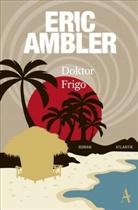 Eric Ambler - Doktor Frigo