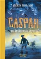 Cornelia Haas, Stefanie Taschinski, Cornelia Haas, Mia Steingräber - Caspar und der Meister des Vergessens