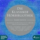 Honoré d Balzac, Honoré de Balzac, Fjodor Dostojewskij, Fjodor M. Dostojewskij, Fjodor M.                10001845965 Dostojewskij, FONT... - Die Klassiker Hörbibliothek Silber-Edition, MP3-CD (Hörbuch)