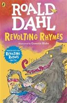 Quentin Blake, Roald Dahl, Quentin Blake - Revolting Rhymes