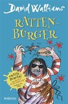 David Walliams, Tony Ross - Ratten-Burger