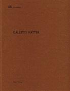 Heinz Wirz - Galletti Matter