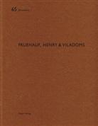 Heinz Wirz - Fruehauf, Henry & Viladoms